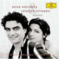 Produktbilde for Anna Netrebko & Rolando Villazón - Duets (UK-import) (CD)