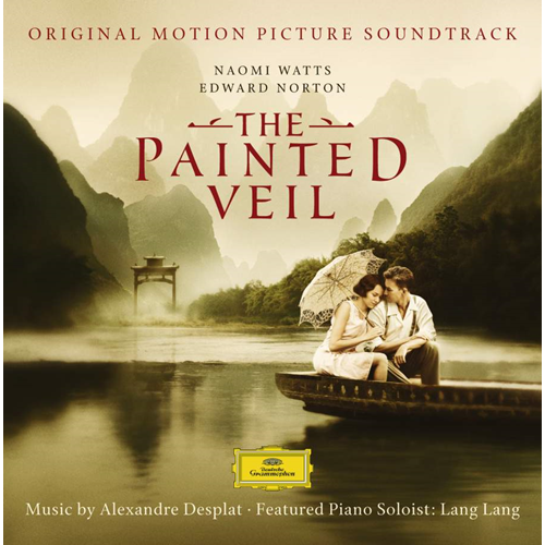 The Painted Veil - Score (UK-import) (CD)