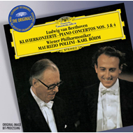 Produktbilde for Beethoven: Piano Concertos Nos. 3 & 4 (UK-import) (CD)