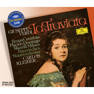 Produktbilde for Verdi: (La) Traviata (UK-import) (CD)