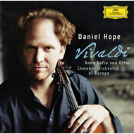 Produktbilde for Daniel Hope Plays Vivaldi (UK-import) (CD)