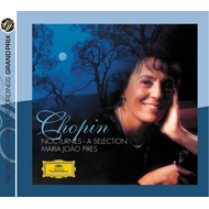 Produktbilde for Chopin: Nocturnes - A Selection (UK-import) (CD)