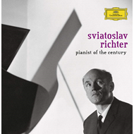 Produktbilde for Sviatoslav Richter - Pianist Of The Century (UK-import) (9CD)