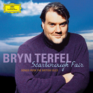 Produktbilde for Bryn Terfel - Scarborough Fair - Songs From The British Isles (USA-import) (CD)