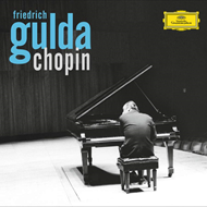 Produktbilde for Friedrich Gulda - Friedrich Plays Chopin (UK-import) (2CD)