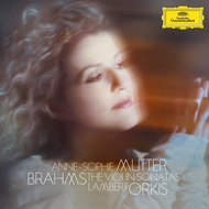 Produktbilde for Anne-Sophie Mutter - Brahms: Violin Sonatas (UK-import) (CD)