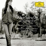 Produktbilde for Alice Sara Ott - First Piano Concerto (CD)