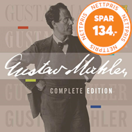 Produktbilde for Mahler: Complete Edition (UK-import) (18CD Limited Edition)