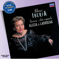 Produktbilde for Albeniz: Iberia (USA-import) (2CD)
