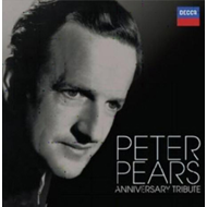 Produktbilde for Peter Pears - Anniversary Tribute (USA-import) (5CD)