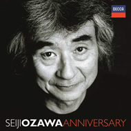 Produktbilde for Seiji Ozawa - Anniversary Box Set (UK-import) (CD)