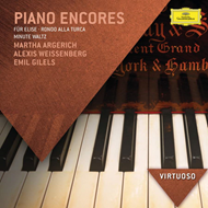 Produktbilde for Piano Encores (CD)