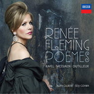 Produktbilde for Renée Fleming - Poemes (CD)
