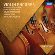 Produktbilde for Violin Encores (USA-import) (CD)