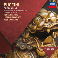 Produktbilde for Puccini: Opera Arias (UK-import) (CD)