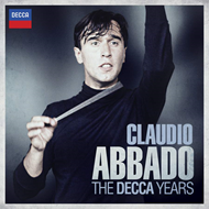 Produktbilde for Claudio Abbado - The Decca Years (UK-import) (7CD)