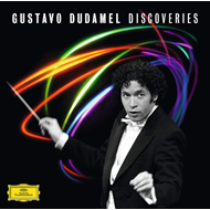 Produktbilde for Gustavo Dudamel - Discoveries (USA-import) (CD)