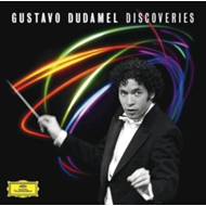 Produktbilde for Gustavo Dudamel - Discoveries Deluxe Edition (m/DVD) (USA-import) (CD)