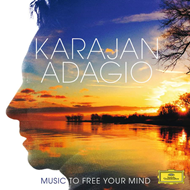 Produktbilde for Karajan Adagio: Music To Free Your Mind (CD)