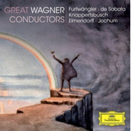 Produktbilde for Wagner: Great Wagner Conductors (USA-import) (4CD)