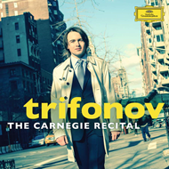Produktbilde for Daniil Trifonov - The Carnegie Recital (CD)