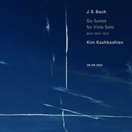 Produktbilde for Bach: Six Suites For Solo Viola (2CD)
