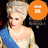 Produktbilde for Queen Of Baroque (CD)