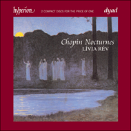 Produktbilde for Chopin: Complete Nocturnes (CD)