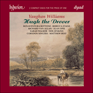 Produktbilde for Vaughan Williams: Hugh the Drover (CD)