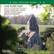 Produktbilde for The English Hymn, Vol 5 (CD)