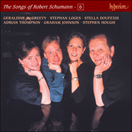 Produktbilde for Schumann: Songs, Volume 6 (CD)