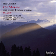 Produktbilde for Bruckner: Masses Nos 1-3 (CD)