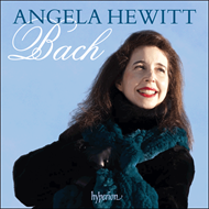 Produktbilde for Angela Hewitt - Bach (15CD)