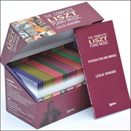 Produktbilde for Liszt: The Complete Piano Works (99CD)