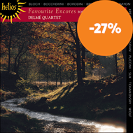 Produktbilde for Favourite Encores for String Quartet (CD)