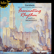 Produktbilde for Fascinating Rhythm: Gershwin Solo Piano Music (CD)