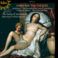 Produktbilde for Purcell: Ayres for the Theatre (CD)