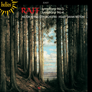 Produktbilde for Raff: Symphonies (CD)