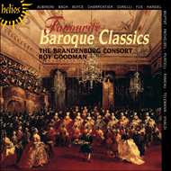Produktbilde for Favourite Baroque Classics (CD)