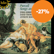 Produktbilde for Purcell: Songs and Dialogues (CD)