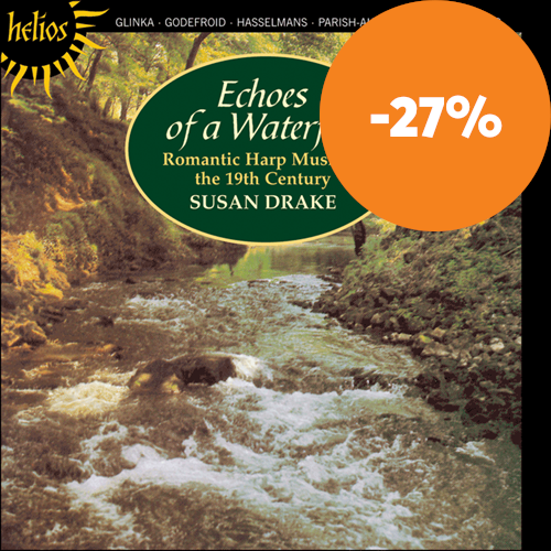 Echoes Of A Waterfall (CD)