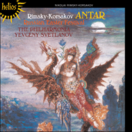 Produktbilde for Rimsky-Korsakov: Orchestral Works (CD)