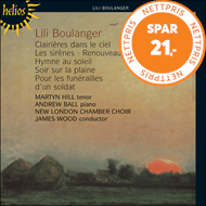 Produktbilde for Boulanger, L: Vocal Works (CD)