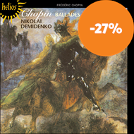 Produktbilde for Chopin: (4) Ballades; Piano Sonata No 3 (CD)