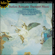 Produktbilde for Italian Baroque Trumpet Music (CD)