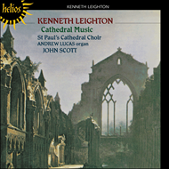 Produktbilde for Leighton: Sacred Choral Works (CD)