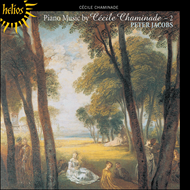 Produktbilde for Chaminade: Piano Works, Vol.2 (CD)