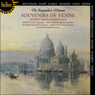 Produktbilde for Souvenirs de Venise (CD)