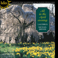 Produktbilde for All in the April evening (CD)