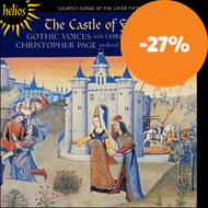 Produktbilde for The Castle of Fair Welcome (CD)